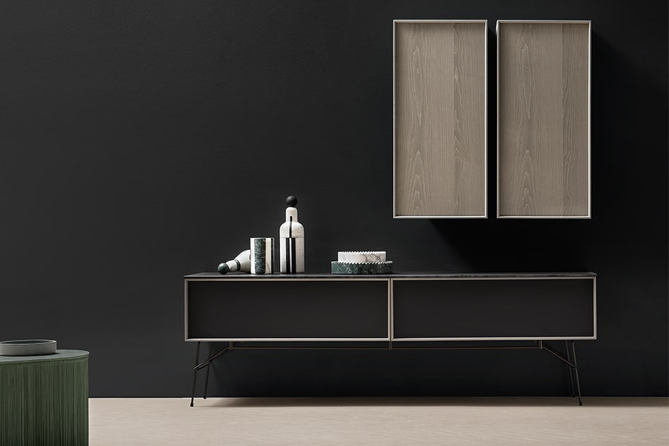 Cerasa complementi arredo, Madia DES, Design minimal
