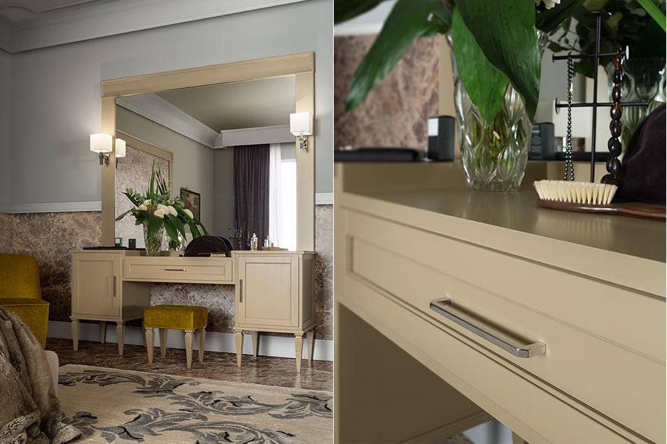 Cerasa complementi arredo, Madia York, classic design