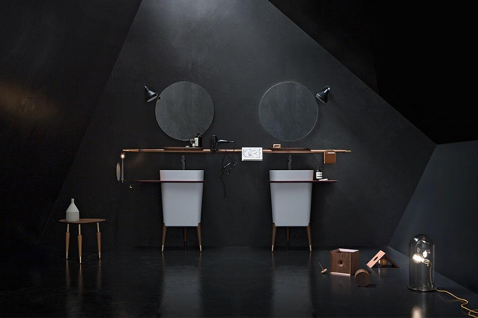 Cerasa Icone Free la sala da bagno esclusiva