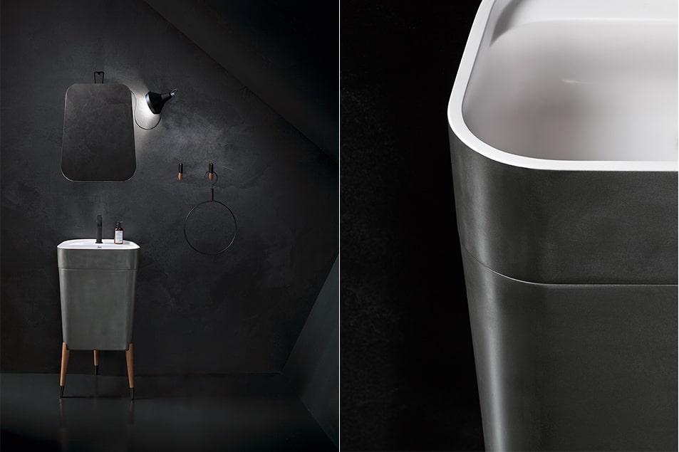 Cersa Icone Free, la linea esclusiva per arredare la sala da bagno