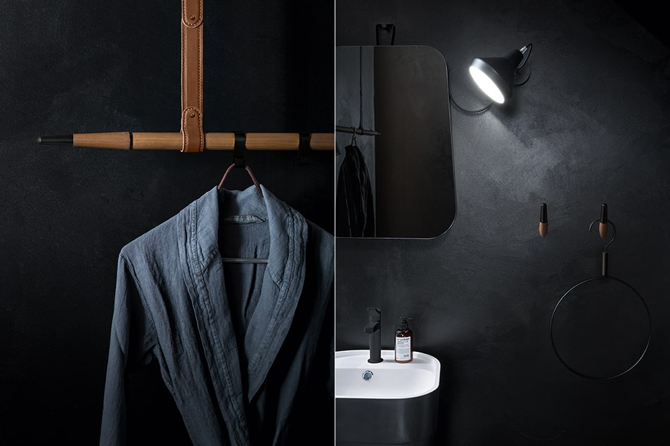 Cerasa, linea di arredamento per la sala da bagno, esclusica e dai dettagli raffinati