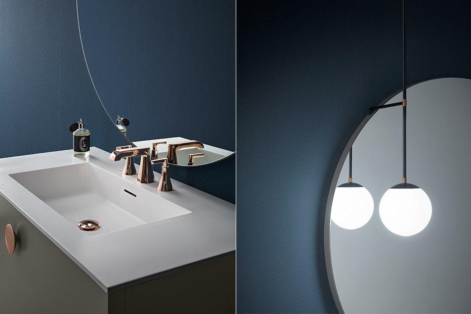 Cerasa arredo bagno Icone Maori lavabo