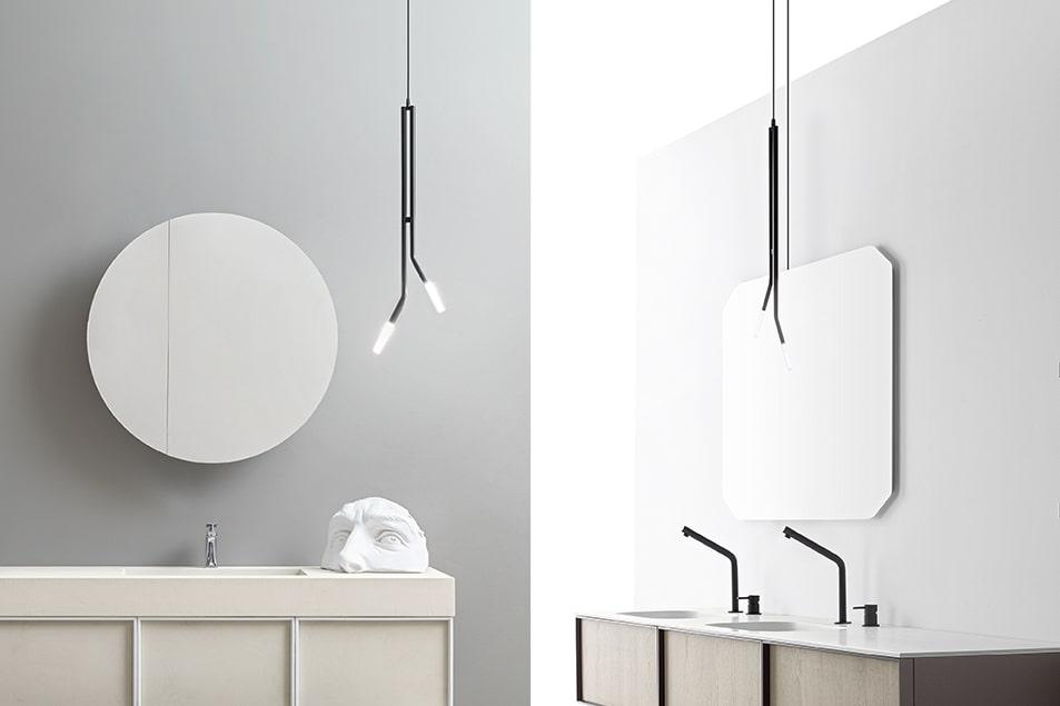Cerasa illuminazione da soffitto bagno