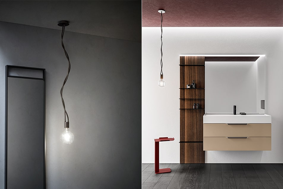 Cerasa lampada da soffitto sala da bagno