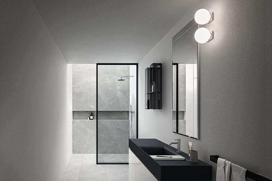 Cerasa lampada da parete sala da bagno
