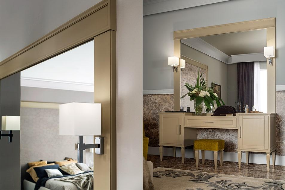 lampada da parete stile classico sala da bagno