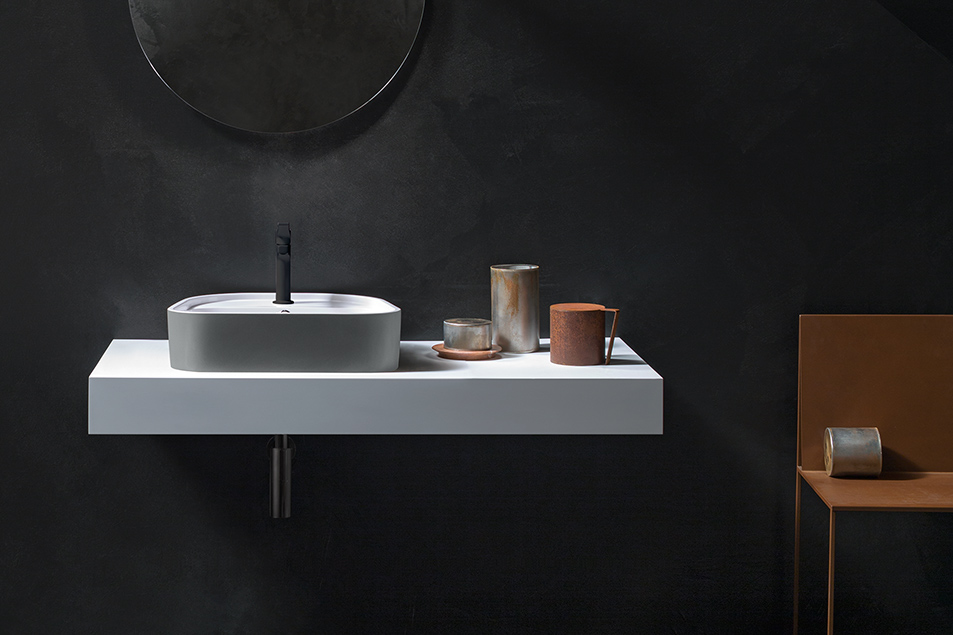 Lavabo da appoggio Smart dal design esclusivo Cerasa