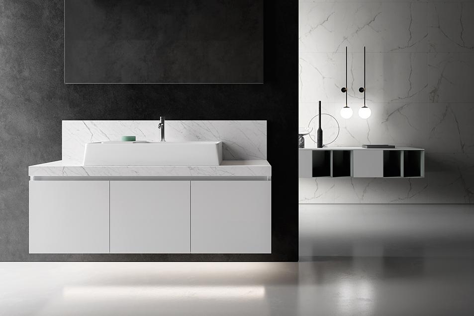 Lavabo da appoggio Martin dal design esclusivo Cerasa