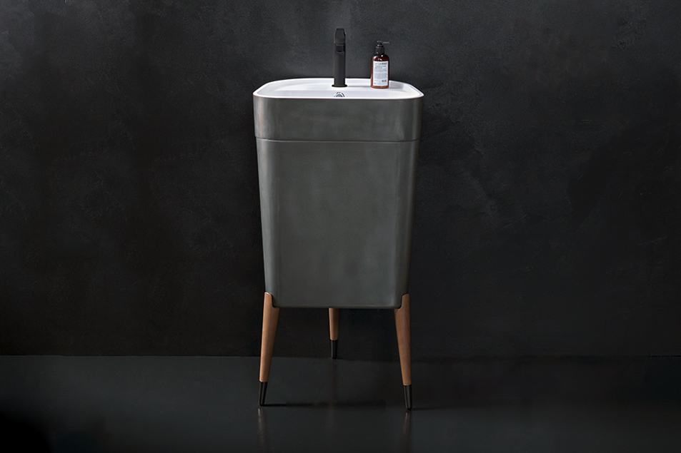Cerasa, i lavabo freestanding arredano