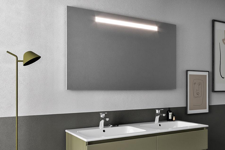 Specchi da bagno illuminati Linea 1