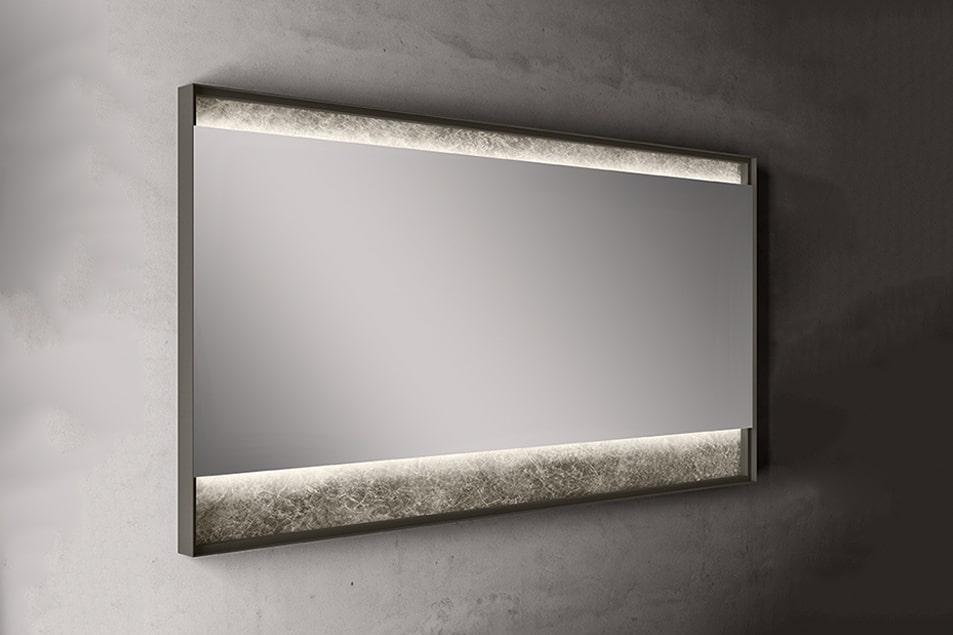 Specchi da bagno illuminati Inserto