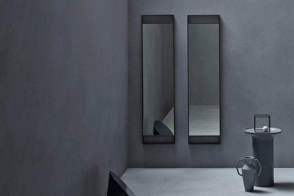 Specchio particolare da bagno Cerasa Eden