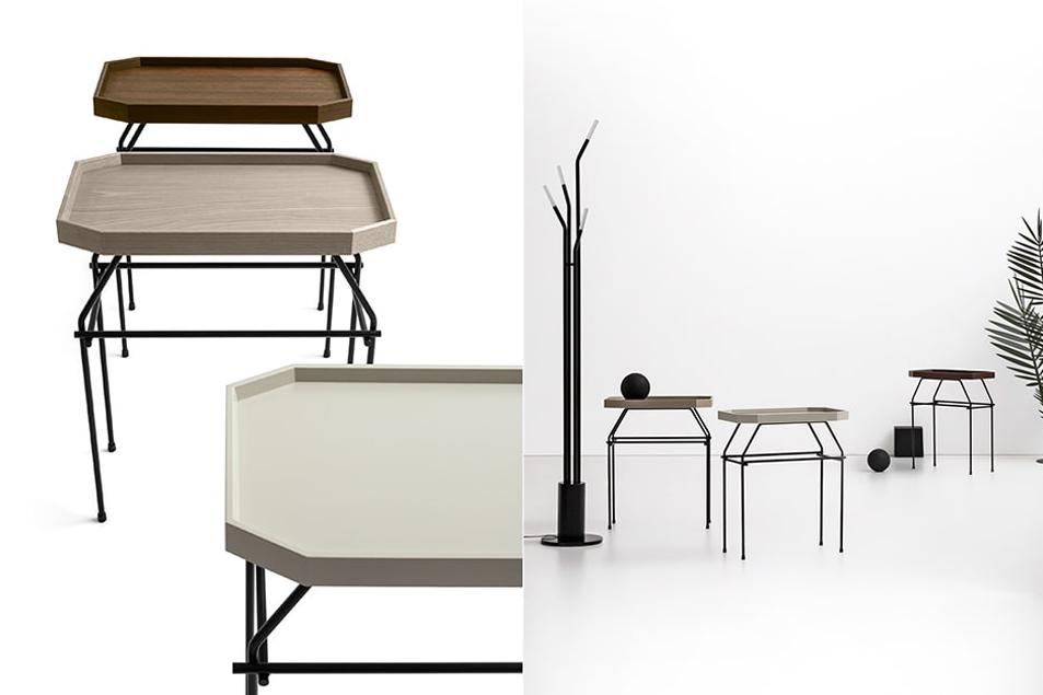 DES, tavolini e accessori di design