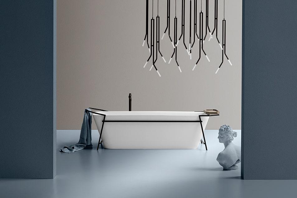 vasca da bagno Cerasa, soluzioni poliedriche per eleganza e personalità