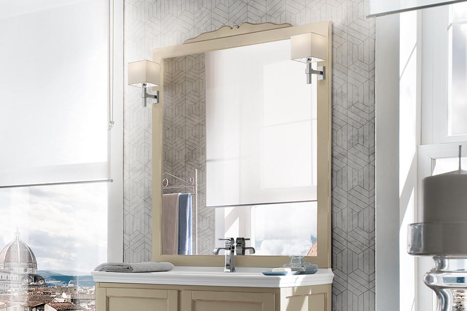 Specchio particolare classico da bagno