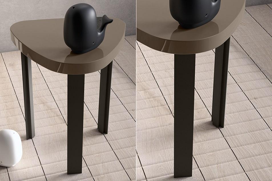 Segno, tavolino e accessori design