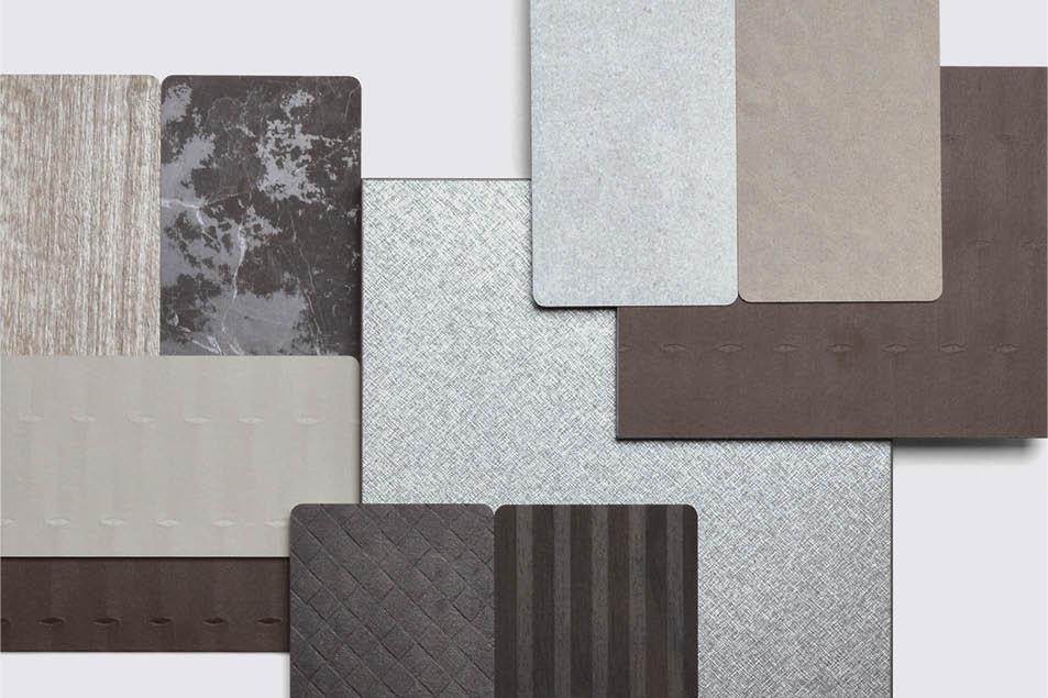 Cerasa, materiali dei pannelli nobilitati per mobili di pregio