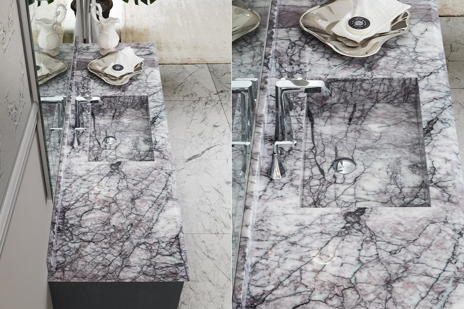 Lavabo Cerasa in Marmo
