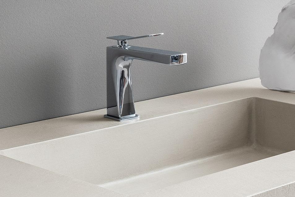 Miscelatore per lavabo bagno Cerasa Cloud 1